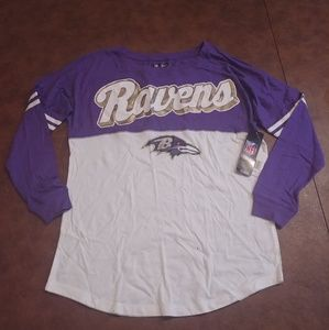 Baltimore Ravens Women's Long Sleeve T-Shirt NFL